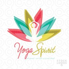 #Yoga #Spirit #Club Logo