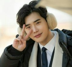 เป็ดน้อยของฉัน Lee Jong Suk, Jung Suk, Lee Jung, The Liar And His Lover Kdrama, W Two Worlds, Kdrama Actors, Actor Model, Korean Singer, Korean Actors