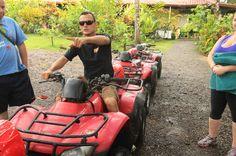 fourtrax guide   - Costa Rica