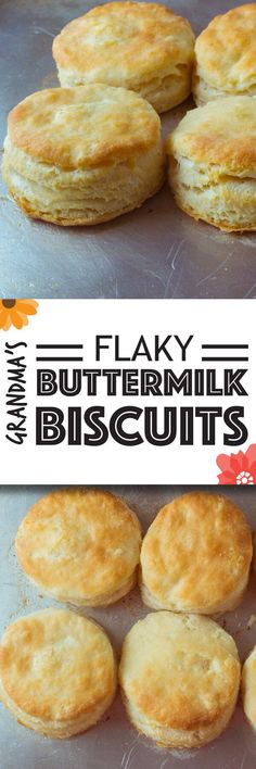Flaky buttermilk bis