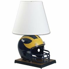 The latest Michigan merchandise is in stock at FansEdge for every Wolverines fan. Enjoy fast shipping and easy returns on all purchases of University of Michigan gear, Michigan apparel, and memorabilia to flex your collegiate spirit at FansEdge. Michigan Gear, University Of Michigan, Go Blue, Michigan Wolverines, Football Helmets, Kids Room, Great Gifts, Bulb, Fan