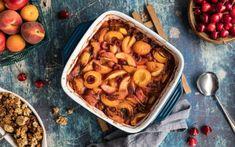 Νόστιμη και εύκολη πρόταση για απολαυστικό γλυκό Macaroni And Cheese, Chicken, Meat, Ethnic Recipes, Food, Mac And Cheese, Essen, Meals, Yemek