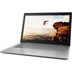 9be635f5e2aab1 Notebook Ideapad 320 Intel Core i3 4GB 1TB Full HD 15.6'' Prata Windows 10  << R$ 152999 em 8 vezes >>