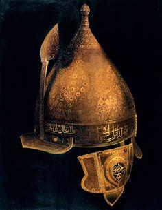 Ismail acar  , helmet.  L'art pur gallery