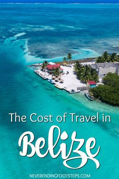 Belize is a beautiful country, with kickass jungles and ruins, tons of wildlife, pretty beaches, and friendly locals. But it was expensive! Click through to learn how much it costs to travel in Belize.