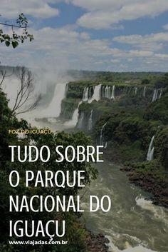 Tudo que você precisa saber antes de visitar o Parque Nacional do Iguaçu, em Foz do Iguaçu: http://www.viajadas.com.br/foz-do-iguacu-tudo-sobre-o-passeio-no-parque-nacional-do-iguacu/
