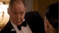 "12 Red Reddington Reactions To ""The Blacklist"" Season 2"