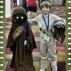 Star Wars kids Gen Con Indy 2012