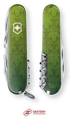 Leaves Swiss Army Knife: Saktory Studio Edition