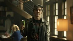 Evan Peters Appears As 'Quicksilver' In New X-MEN: APOCALYPSE Promo Image