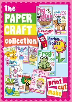 Paper Craft Collection  $