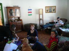 12/25/2013 - Arianna, CJ, Stacy