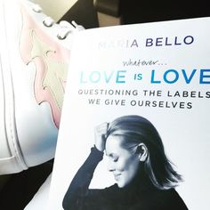 On my way to The Windy City with this sweet and brave memoir @officialmariabello