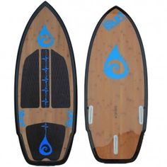 iSurf Tollie Twist Wake Surf Board