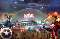 Win 2 tickets to The Marvel Experience in Dallas! #marvelexperience #themarvelexp #dallas
