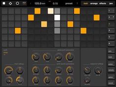 Make Music: Elastic Drums Music Production, Drums, Software, Ipad, Internet, How To Make, Free, Percussion, Drum