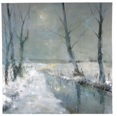 Bilderesultat for hannah woodman artist Seascape Paintings, Oil Painting Abstract, Landscape Paintings, Dark Paintings, Dream Painting, Painting Snow, Impressionist Landscape, Abstract Landscape, Devon