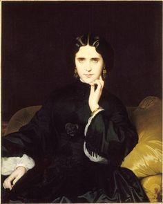 Madame de Loynes (1837-1908) 1863