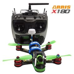 ARRIS X180 180mm FPV Racing Drone RC Quadcopter Racer Assembled RTFwith F3 Flight Controller + 700 Camera + 5.8G 200mW TX + Radiolink AT9 Transmitter