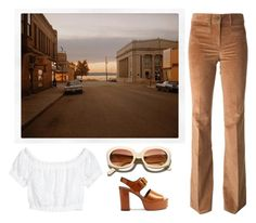"""""""Venice Beach Baby"""" by graceecwilson on Polyvore featuring H&M, Été Swim, Filles à papa and See by Chloé"""