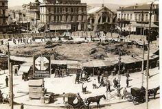 ΑΘΗΝΑ ΠΛΑΤΕΙΑ ΟΜΟΝΟΙΑΣ 1927 φωτ.Δημήτριος Γιάγκογλου