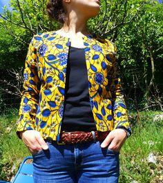 Male Kimono, Kimono Shirt, Kimono Outfit, Kimono Fashion, Kimono Jacket, Design Your Own Clothes, Make Your Own Clothes, Chanel Couture, Ankara Tops Blouses