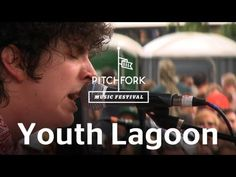 """Youth Lagoon perform """"Afternoon"""" at Pitchfork Music Festival 2012- CRAZY GOOD."""