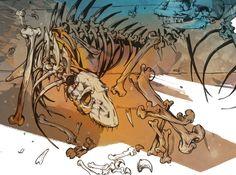 Viktor Miller-Gausa - Story about dinosaurs