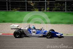 A Historic Formula 2 Championship event was hosted at Monza in occasion of the 2016 Intereuropean Cup. This car was driven by James Hunt in the 1971 racing season.