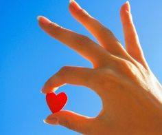 Your heart in my hand love you
