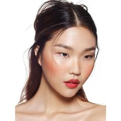 52 Trendy Ideas For Makeup Asian Monolid Red Lips - Lippen Make-Up Makeup Trends, Eyebrow Trends, Makeup Inspo, Makeup Inspiration, Makeup Tips, Makeup Tutorials, Makeup Ideas, Monolid Makeup, Eye Makeup