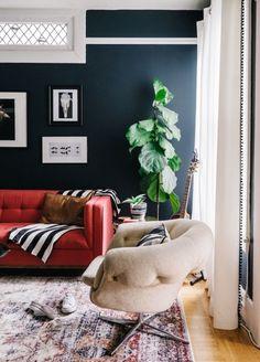 Kontraste setzen mit knalligen Sitzmöbeln - Alles was du brauchst um dein Haus in ein Zuhause zu verwandeln   HomeDeco.de