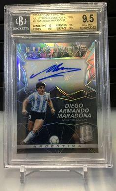 Football Cards, Baseball Cards, Pokemon Dragon, Diego Armando, Rich People, Cristiano Ronaldo, Trading Cards, Ebay, Italia