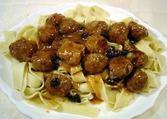 Sauerbraten Meatballs Recipe from Grandmother's Kitchen Slow Cooker Recipes, Beef Recipes, Cooking Recipes, German Recipes, Grandmothers Kitchen, Ginger Snap Cookies, Chocolate Chip Banana Bread, Mediterranean Dishes, Kitchens