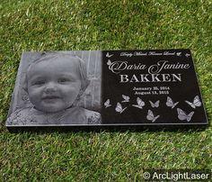 New Memorial stairway To Heaven Grave Plaque Stone Sentimental Verse Funeralcare
