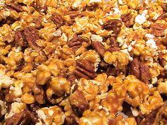 Top Secret Recipes   Lincoln Snacks Poppycock Recipe  -  copycat poppycock recipe, popcorn, nuts, sweet, salty.     lj