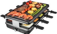 20 BEST INDOOR SMOKELESS GRILLS Indoor Electric Grill, Indoor Grill, Barbacoa, Korean Bbq Grill, Grill Party, Juicy Steak, Le Chef, Melted Cheese, Pancakes