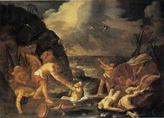 Il diluvio universale by Niccolò de Simone