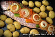 Peixe na Alimentação Traduz-se em Mais Sabor e Saúde! O hábito de consumir peixe tanto de água doce como salgada melhora a saúde das pessoas. Essa é uma ...