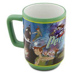 $7 Peter Pan Mug | Drinkware | Disney Store
