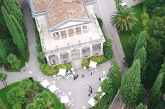 Wedding on Lake Sirmione Destination Wedding, Mansions, House Styles, Business, Home Decor, Decoration Home, Manor Houses, Room Decor, Villas