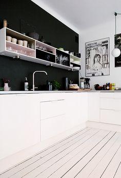 Fiilistelijän pilvilinnoja: Meidän keittiö-plan by IKEA