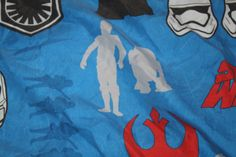 Star Wars The Force Awakens Single Duvet and Pillowcase set. Upcycling Material by AtticBazaar on Etsy Science Fiction, Duvet, Polo Ralph Lauren, Star Wars, Stars, Trending Outfits, Handmade Gifts, Mens Tops, Etsy