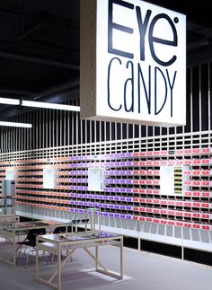 Eye Candy in Belgium by Creneau International