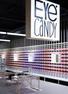 Eye Candy in Belgium by Creneau International