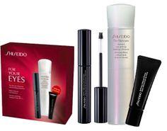 melhores marcas de maquiagem kit shiseido