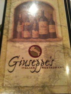 Giuseppe's, Kingsport, TN
