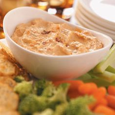 Sun-Dried Tomato Dip Recipe (taste of home)