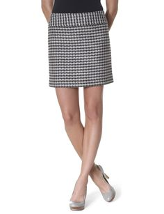 Textured Tweed Mini Skirt from the Limited for $60