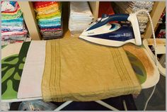 Bag Making Basics – Understanding Fusible Interfacing | The Littlest Thistle
